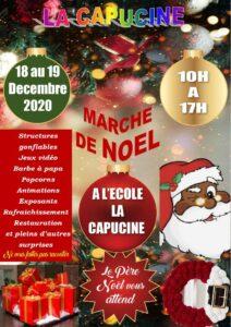 Marché de Noël 2020